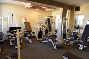 gym side a