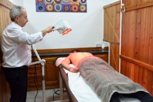 infra red therapy