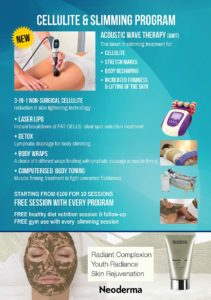 cellulite slimming program gozo